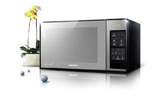 Samsung Appliance Mg14h3020cm Countertop Microwave