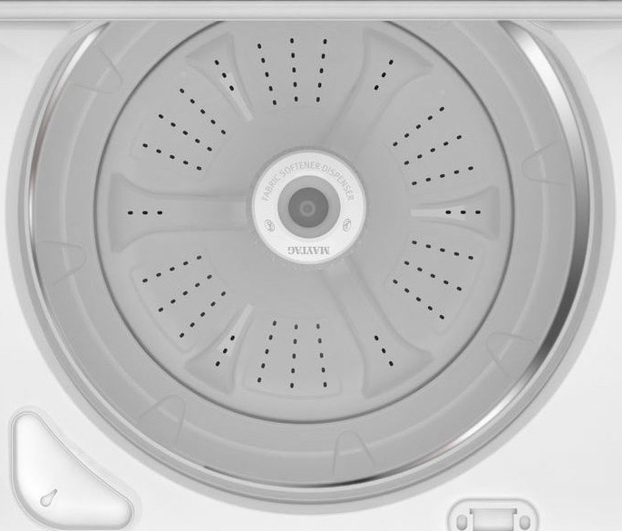 washing machine without center agitator