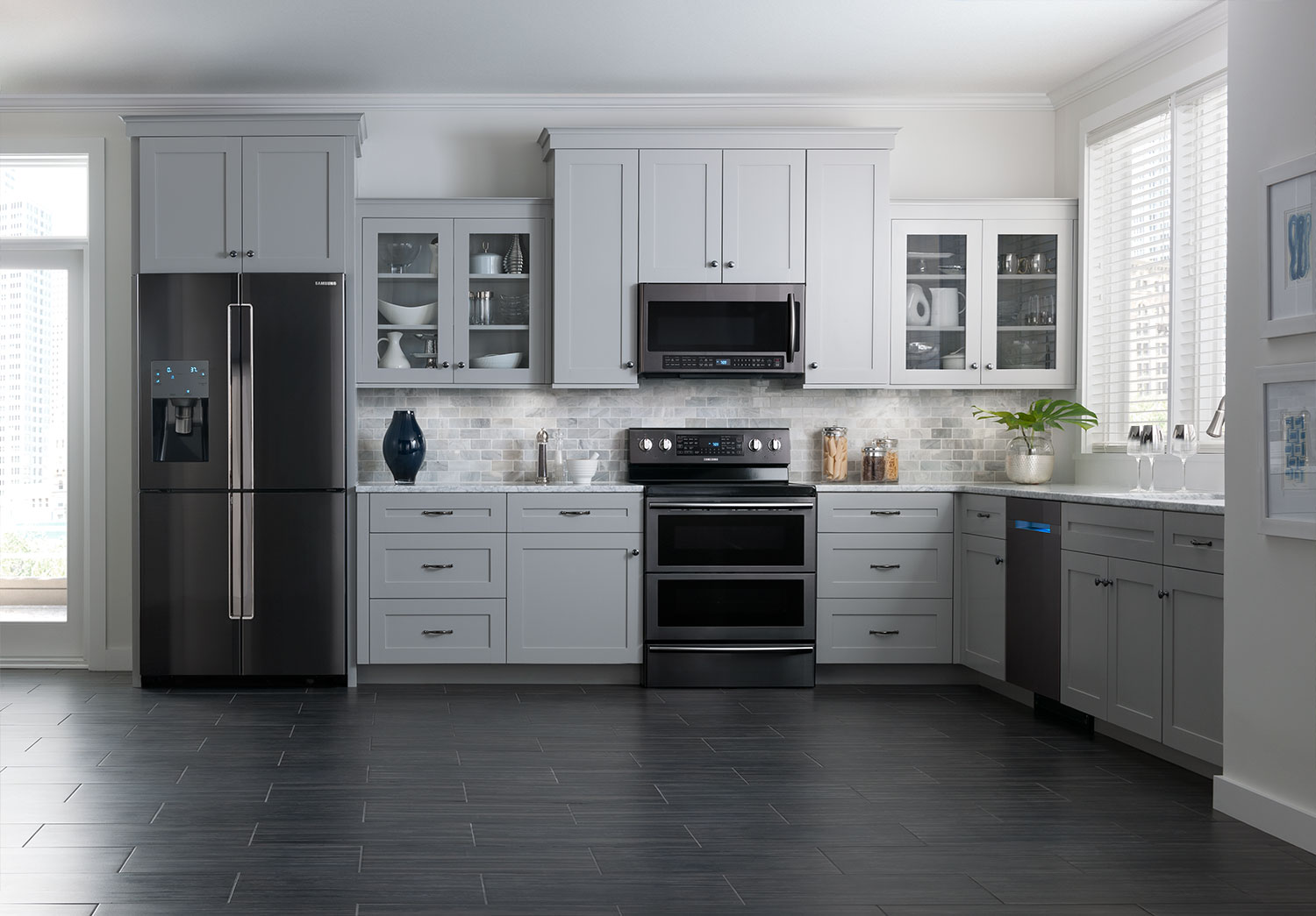 Stainless Steel Is Out Black Stainless Steel Is In Appliances Connection