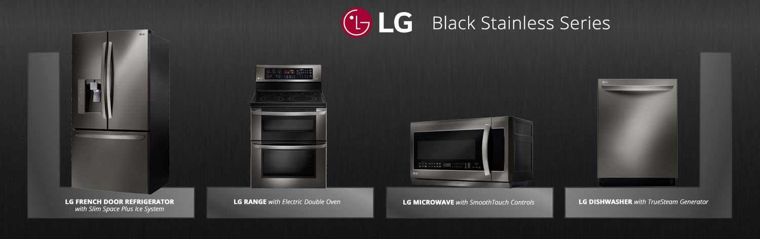 Black stainless steel appliances october2017 black for Kitchen appliance comparison sites