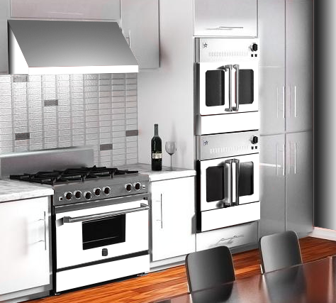 Custom Colors for Units from BlueStar | Appliances Connection